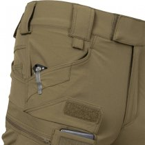Helikon OTP Outdoor Tactical Pants - Olive Green - S - Short