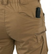 Helikon Urban Tactical Pants - PolyCotton Ripstop - Olive Green - L - XLong