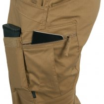 Helikon Urban Tactical Pants - PolyCotton Ripstop - Olive Green - XL - Short