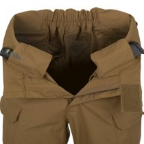 Helikon Urban Tactical Pants - PolyCotton Ripstop - RAL 7013 - S - Regular