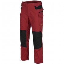 Helikon Pilgrim Pants - Crimson Sky / Black A - XL - Regular