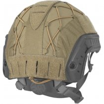 Direct Action Fast Helmet Cover - Black - M