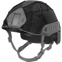 Direct Action Fast Helmet Cover - Black