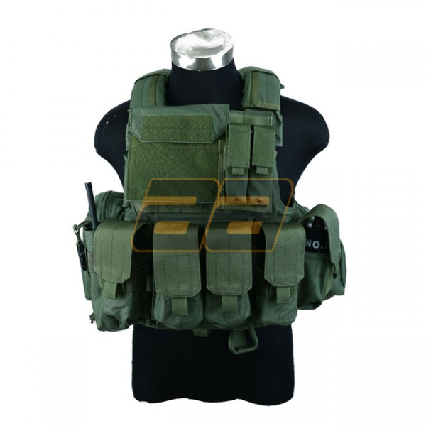 PANTAC Land Force Recon Vest S - Olive