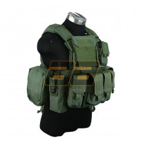PANTAC Land Force Recon Vest S - Olive 1
