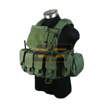 PANTAC Land Force Recon Vest S - Olive 2