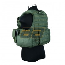 PANTAC Land Force Recon Vest S - Olive 3