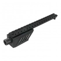 Cyma G18C AEP Silencer Attachment & Mount Rail