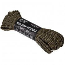 Atwood Rope 550 Paracord 100ft - Multicam