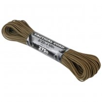 Atwood Rope 275 Tactical Cord 100ft - Coyote