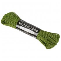 Atwood Rope 275 Tactical Cord 100ft - Neon Yellow & Black Stripes