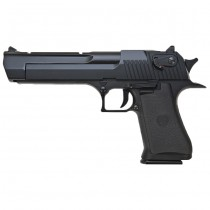 KWC DE .50AE CO2 Blow Back Pistol - Black