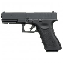 WE G17 Gas Blow Back Pistol - Black