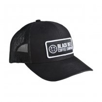 Black Rifle Coffee Classic Company Logo Patch Hat - Black