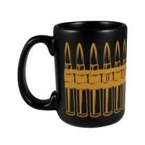 Black Rifle Coffee Belted Ceramic Mug