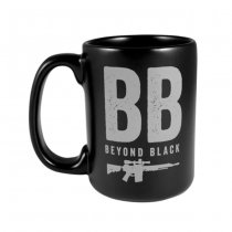 Black Rifle Coffee Beyond Black Ceramic Mug