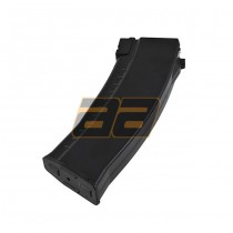 WE AK74 Gas Blow Back Rifle 30BBs Magazine