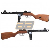 S&T PPSH-41 Full Metal & Wood AEG