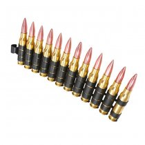 G&P 7.62mm Dummy Cartridge Belt - 10 Cartridges