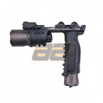 Night Evolution 910A Vertical Foregrip Weapon Light - Black 1