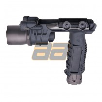 Night Evolution 910A Vertical Foregrip Weapon Light - Black 3