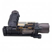 Night Evolution 910A Vertical Foregrip Weapon Light - Black 4
