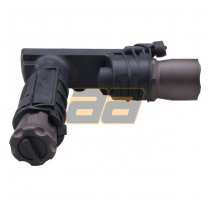 Night Evolution 910A Vertical Foregrip Weapon Light - Black 5