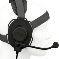 Z-Tactical Elite III Ambidextrous Headset - Black