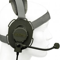 Z-Tactical Elite III Ambidextrous Headset - Olive