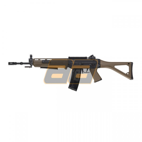 ICS SIG 551 LB AEG - Dark Earth