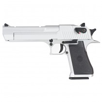 KWC DE .50AE CO2 Blow Back Pistol - Chrome