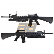 G&P M16A3 & M203 AEG - Marine Markings