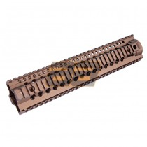 Madbull Daniel Defense Omega X Rail 12 inch - Dark Earth 1
