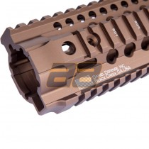 Madbull Daniel Defense Omega X Rail 12 inch - Dark Earth 2