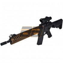 Madbull Daniel Defense Omega X Rail 12 inch - Dark Earth 5