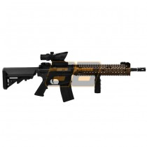Madbull Daniel Defense Omega X Rail 12 inch - Dark Earth 6