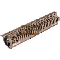 Madbull Daniel Defense Omega Rail 12 inch - Dark Earth