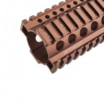 Madbull Daniel Defense AR15 Lite Rail 9.0 - Dark Earth 3