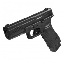 APS Action Combat Pistol CO2 - Black