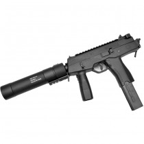AngryGun MP9 Power Up Silencer - Black 2