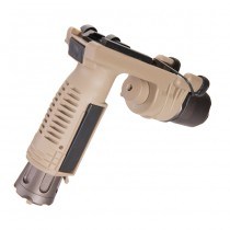 Night Evolution 910A Vertical Foregrip Weapon Light - Tan 1