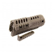 CAA Airsoft M4S1 Handguard Rail System - Dark Earth