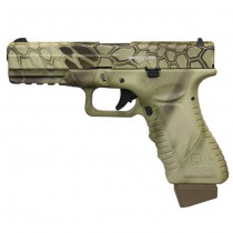 APS Action Combat Pistol CO2 - Highlander
