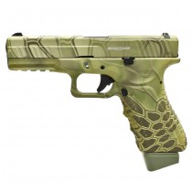 APS Action Combat Pistol CO2 - Mandrake