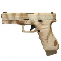 APS Action Combat Pistol CO2 - Nomad